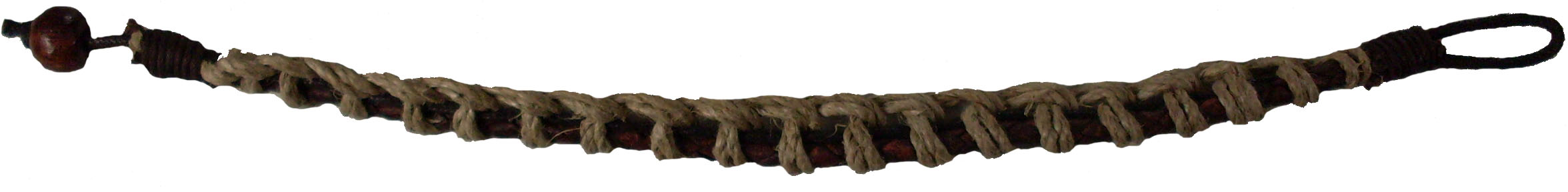 Earth Tone Leather Bracelet Style #2